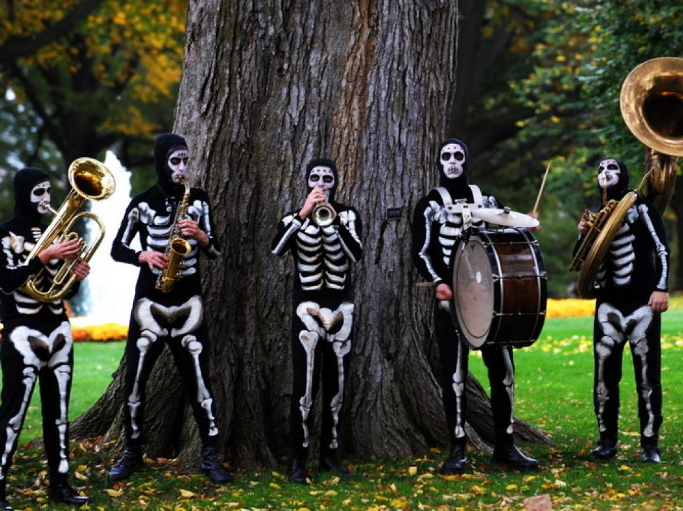 Live Music for Halloween